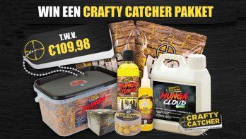 Win een Crafty Catcher pakket!
