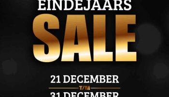 Vanaf vrijdag start Raven Hengelsport met de Eindejaars Sale. De actie loopt van 21 t/m 31 december, tijdens de actie kunnen mensen profiteren van 20% korting op vrijwel alles.