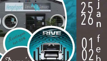 Hengelsport Janssen & Janssen organiseert op 25 / 26 januari en op 1 / 2 februari 2019 opendeurdagen in haar winkel aan de Hechtelsebaan 8 in 3941 Eksel, België.