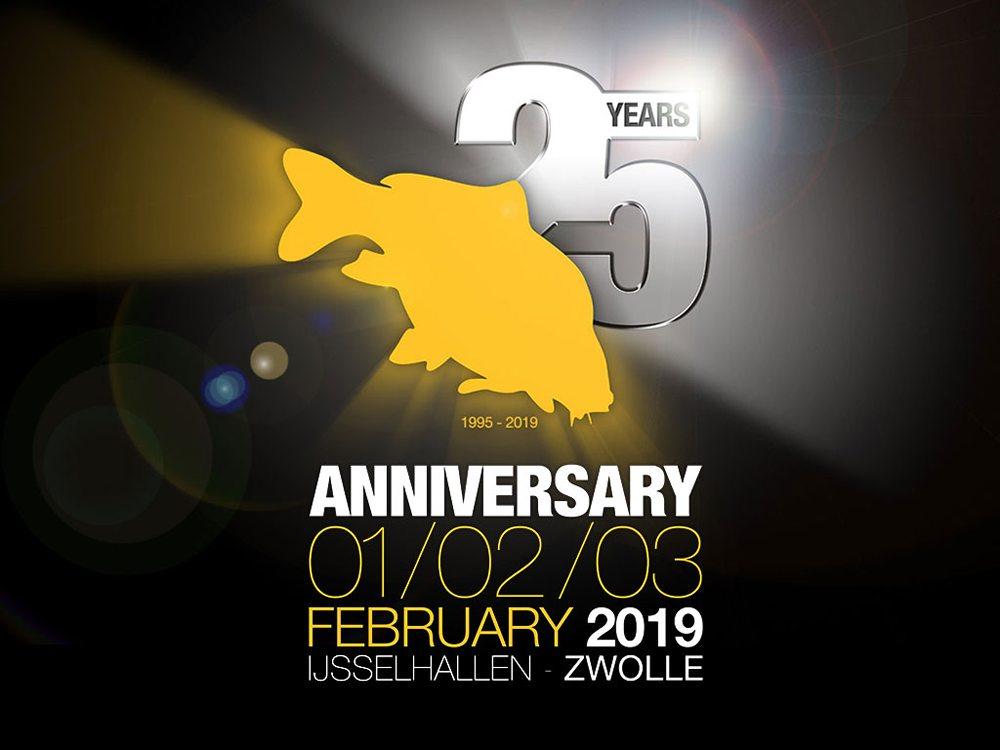 Het zal je vast niet zijn ontgaan dat CARP ZWOLLE op 1 februari 2019 voor de 25e keer haar deuren opent.