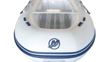 Mercury Marine introduceerde eerder afgelopen jaar een complete nieuwe lijn aan Quicksilver opblaasbare boten en RIB's.