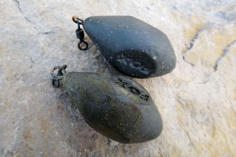 De meeste karpervissers gebruiken dit lood op de korte tot middellange afstand.