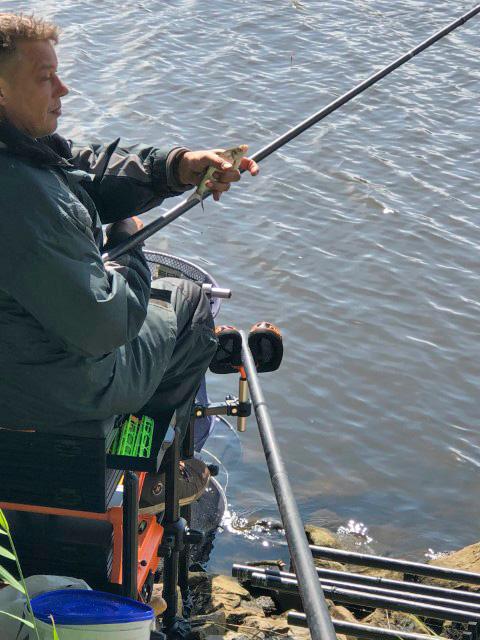 Viswedstrijd voor het goede doel