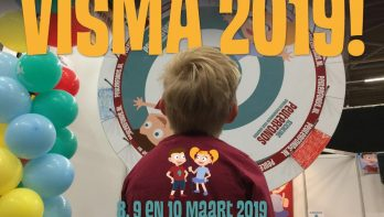 PeuterFonds kan jouw hulp gebruiken tijdens de Visma 2019 op 8, 9 en 10 maart!