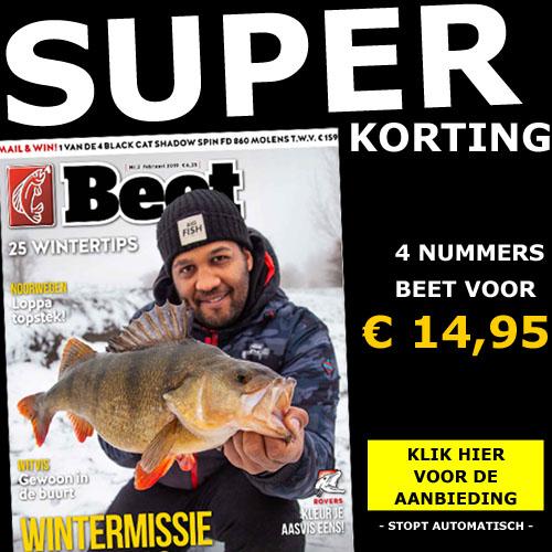Beet magazine abonnement superkorting