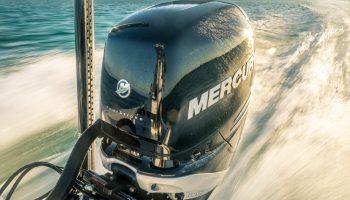 De 400 pk sterke Verado is geschikt voor een breed scala aan toepassingen.