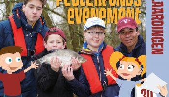 PeuterFonds visdag op zaterdag 30 maart 2019 met 20 kinderen van Scouting Maurits Viool in Vlaardingen!