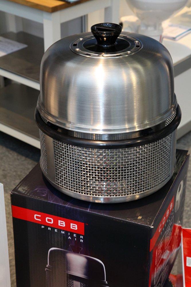 Technautic heeft ook het assortiment barbecues van Cobb verder uitgebreid.