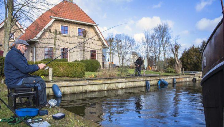 Op Friese wintervoorns in VIS TV