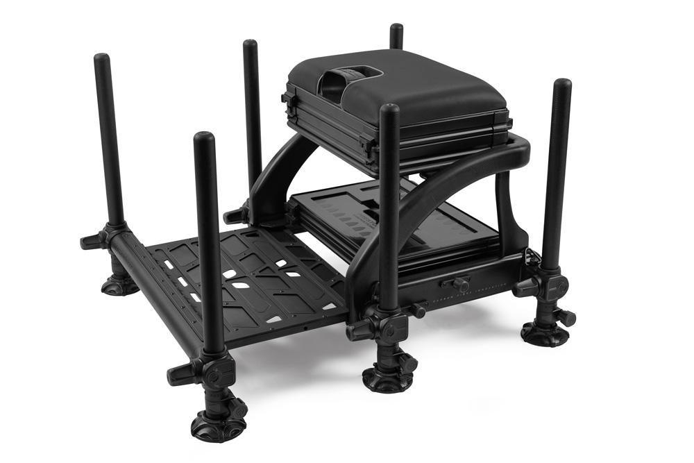 Absolute Carbon Seatbox van Preston - Innovatief ontwerpconcept.
