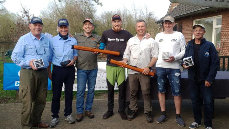 Grote Prijs Fasna Flyfishing Holland