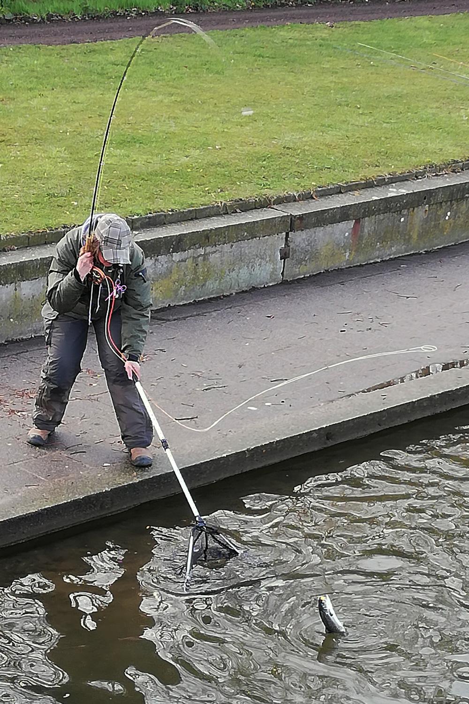 De wedstrijd werd gevist op de vijver achter het restaurant en op de grote vliegvisplas van De Berenkuil.