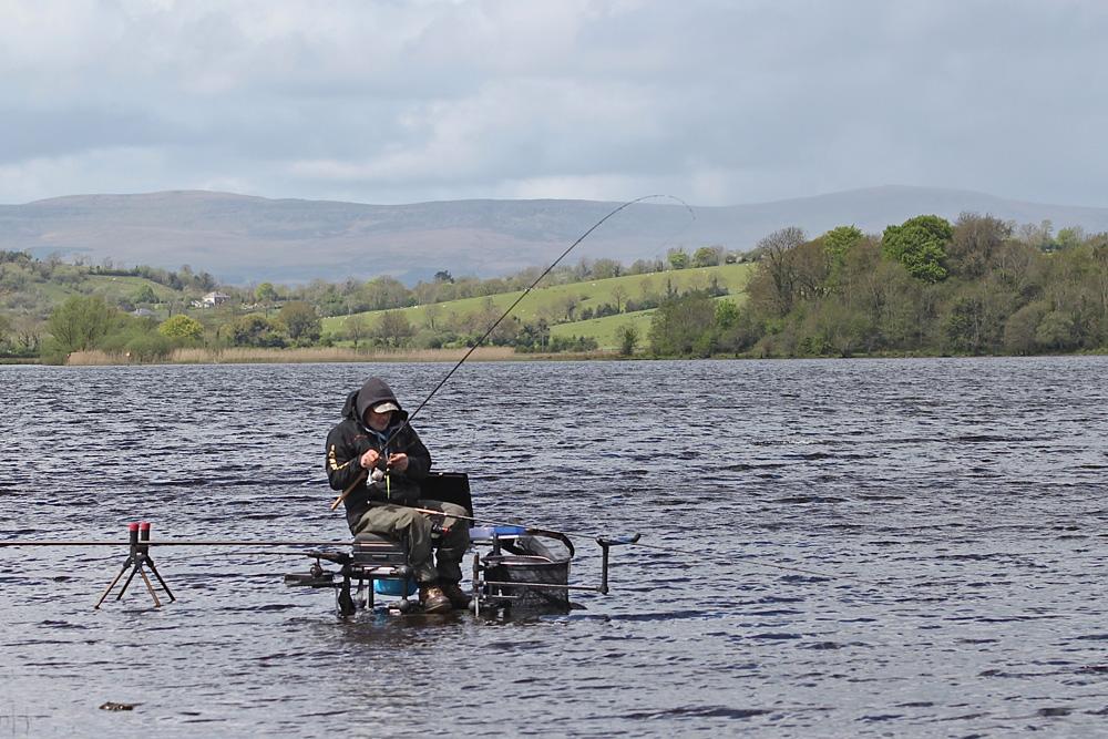 Hier ga je voor naar Ierland, prachtige meren, rust en een geweldige natuur.