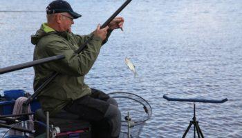 Ook Ed gaat dit jaar weer naar Ierland om de King of Clubs te vissen. Hij reist samen met vismaat Willem van der Helm.