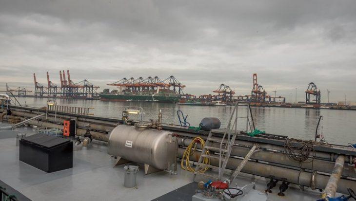 De Europoort – Industriële Pracht