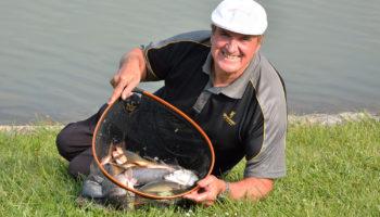 Bob Nudd blijkt toch wel een geweldige naam te zijn binnen het internationale wedstrijdvissen en zeker ook bij ons in Nederland.