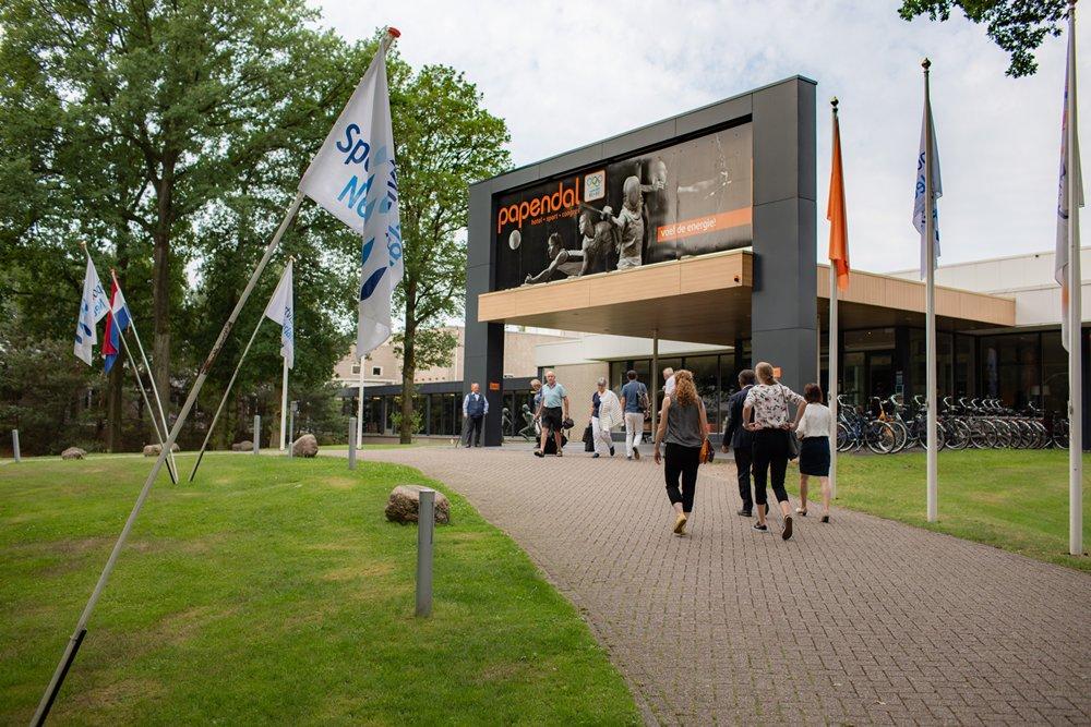 Toekomst van de sportvisserij - Sportcentrum Papendal.