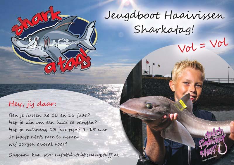 haai vissen sharkatag
