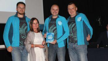 Tijdens de gala-avond gisteravond in Brussel werden de awards voor de Best New Products van de EFTTEX 2019 uitgereikt. Alle winnaars konden op het podium hun award in ontvangst nemen.