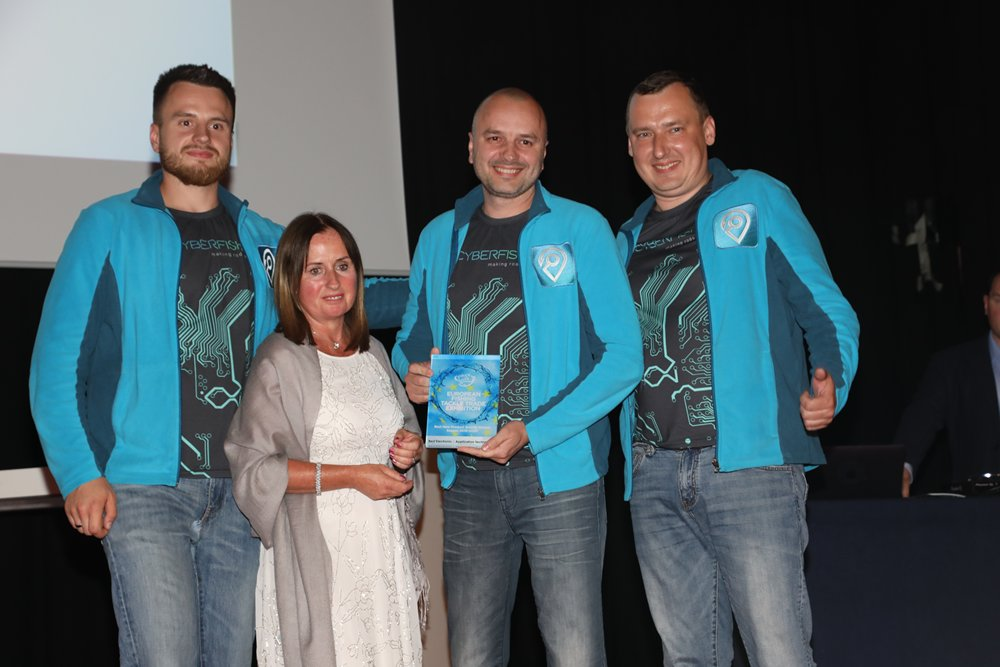 Winnaar: Cyberfishing Europe Ltd. Smart Rod Sensor