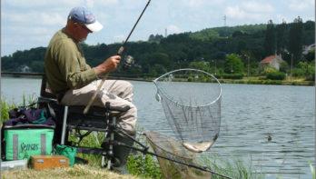Vissen op de Belgische Maas - Franse Maas: één groot avontuur