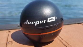 Vergelijking van twee Deeper sonars