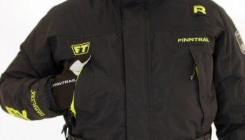 Functionele kleding voor de hengelsport vind je soms toevallig bij andere sporten/hobby's en dat gebeurde toen we kennis maakten met het Estse Finntrail, één van de topmerken in de wedstrijdwereld van de ATV (Quad) en UTV (Utility Task Vehicle).