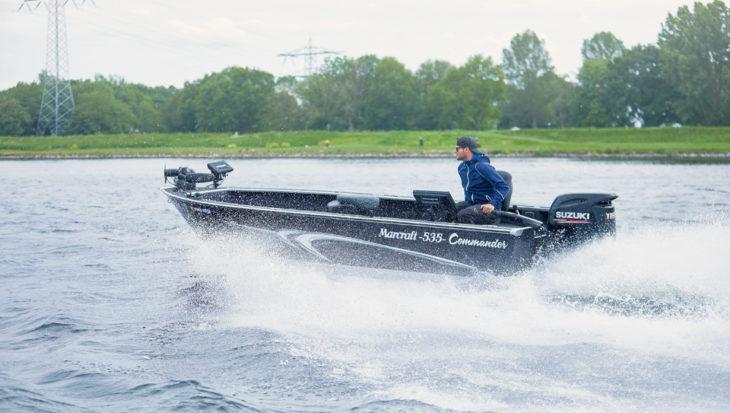 Suzuki Marine elfde jaar op rij marktleider buitenboordmotoren in Nederland