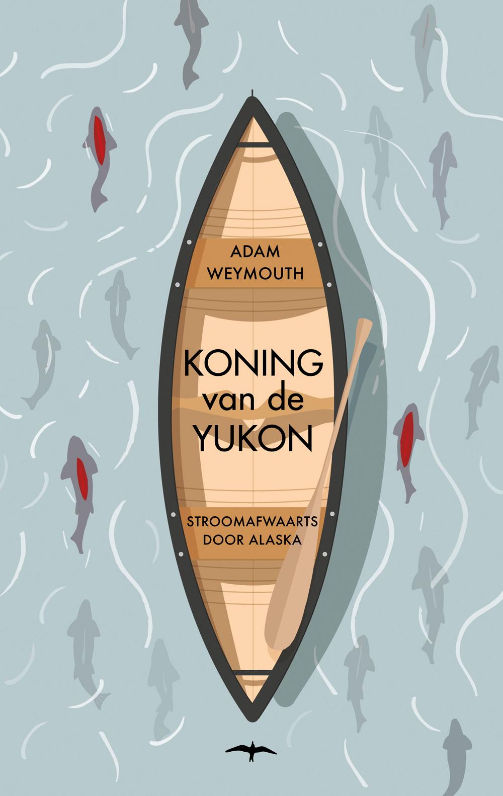 Op donderdag 5 september verschijnt bij Uitgeverij Thomas Rap: Koning van de Yukon, Stroomafwaarts door Alaska, van Adam Weymouth.