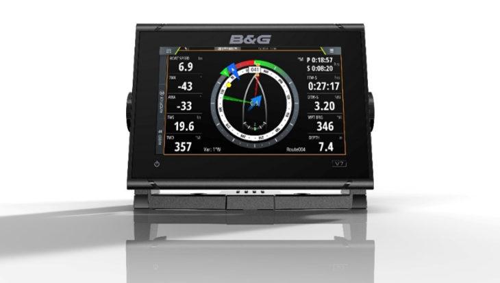 B&G presenteert met trots haar nieuwste nautische elektronica op de HISWA Boat Show