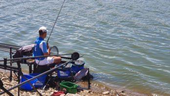 Nederland op podium bij WK vissen