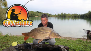 Etang du Grand Christophe (Deel 1)