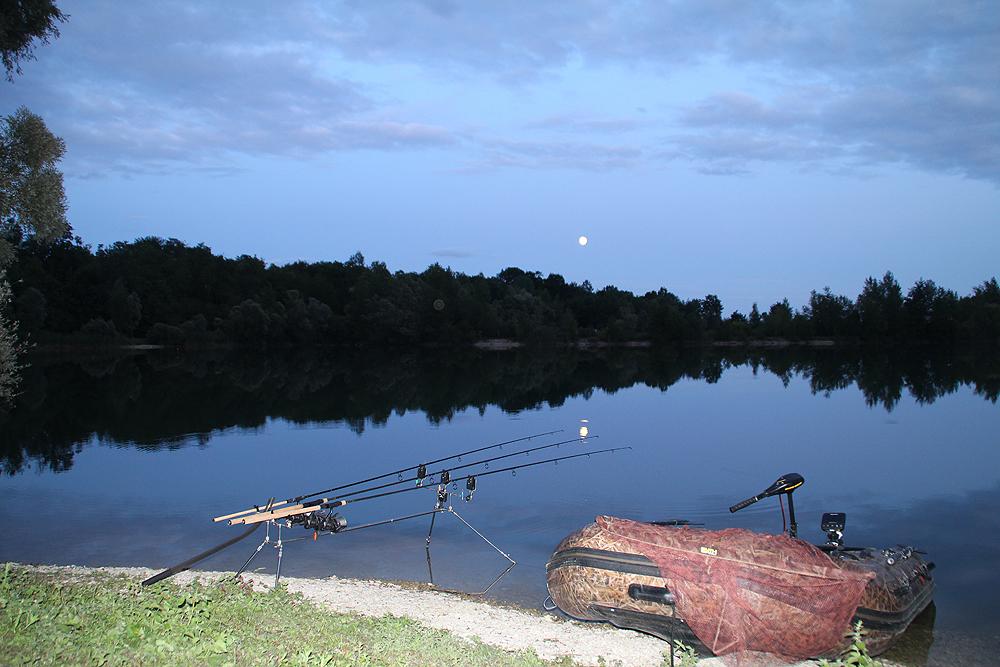 Viva España: Lac du Petites