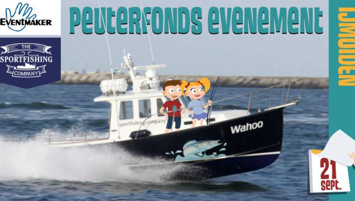 Vrijwilligers gezocht voor de vierde PeuterFonds visdag