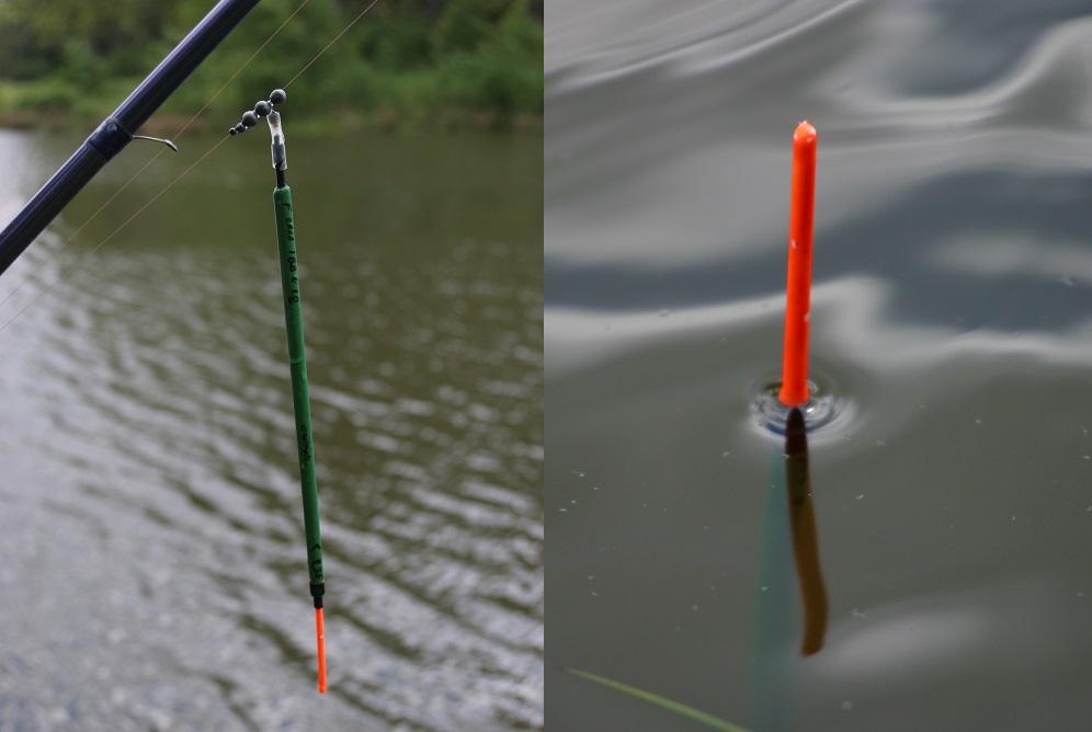 Hoe vis je met de matchhengel op voorn?