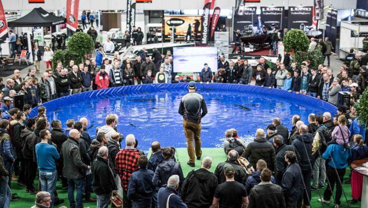 Hengelsport- en Botenbeurs is de grootste roofvisbeurs van Europa!
