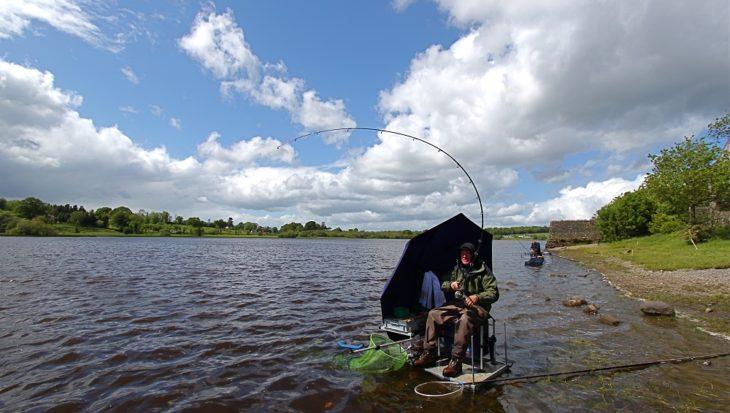 Hoe vis je met de feederhengel op voorn?