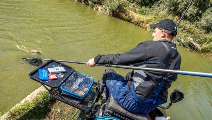 Hengelsport- en Botenbeurs: het paradijs voor de witvisser