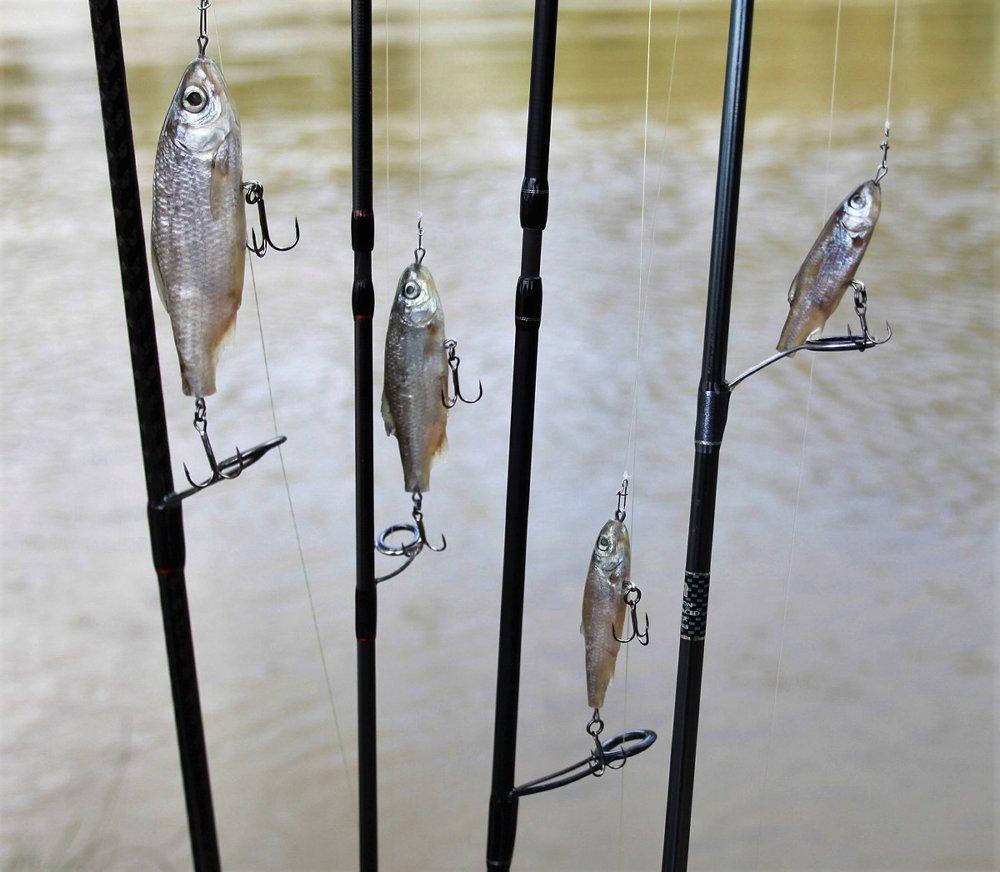 TwinLures Zwitserland produceert levensechte, unieke hardbaits op basis van natuurlijke prooivissen.