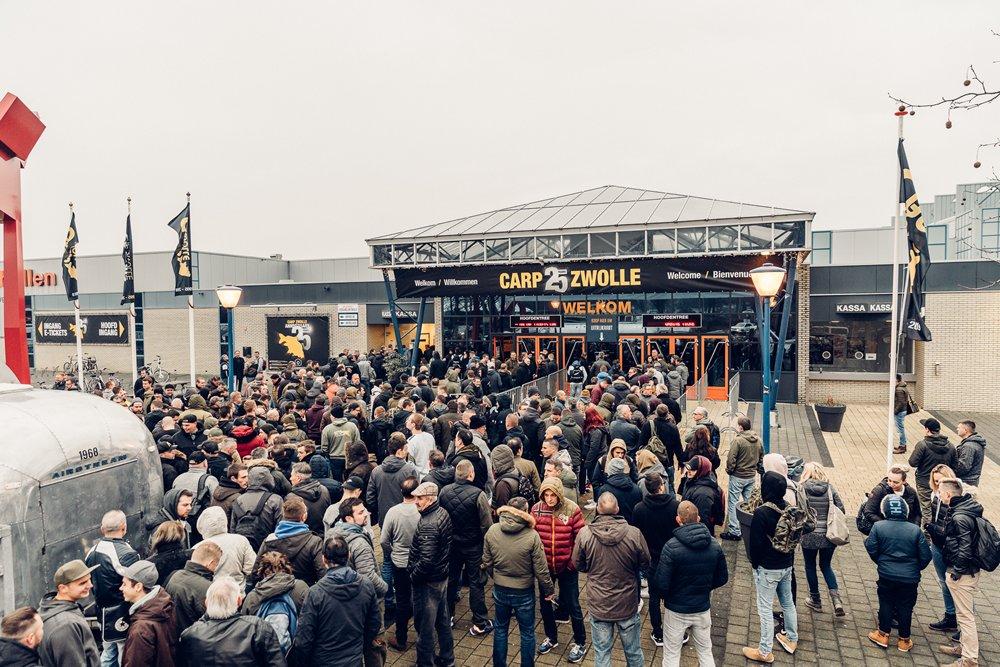 CARP ZWOLLE wordt door standhouders aangepakt om hun laatste innovaties en producten tentoon te stellen, voor het eerst aan het grote publiek.