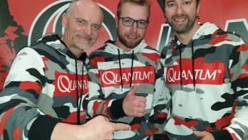 Hendry Vis en Gerald Vierhout versterken team Quantum