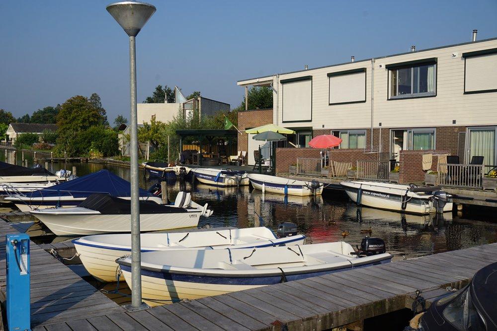 Wilt u overnachten in Vinkeveen, tijdens een vakantie of zakenreis, dan bent u bij VVP Verhuur/Visserslust aan het juiste adres.