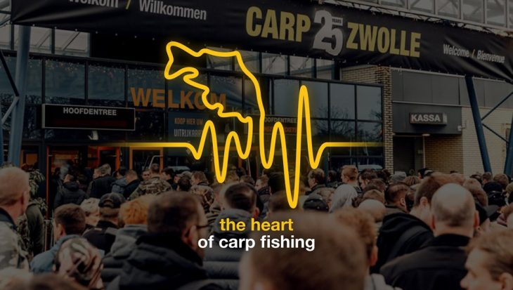 CARP ZWOLLE 2020: Don't miss it!