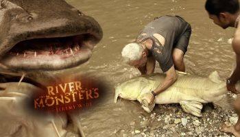 Hengelsportliefhebbers moeten het al een tijdje doen zonder actuele uitzendingen van 'River Monster' Jeremy Wade.
