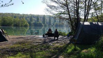 Voorjaar | Karpervissen in Frankrijk