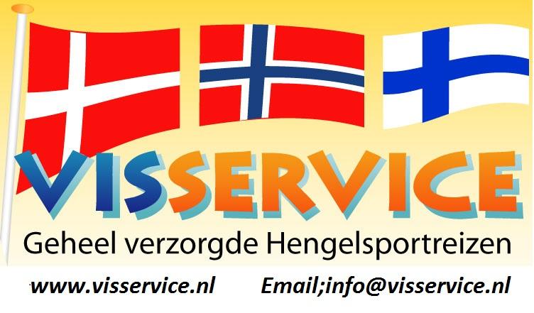 Voor informatie blijft de website www.visservice.nl actief voor de gasten van Chris en Femke de Vries.