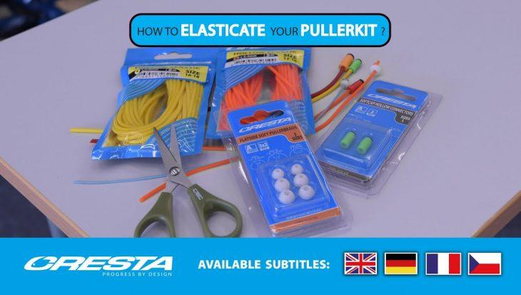 Hoe monteer je Holle elastiek in Pullerkit?