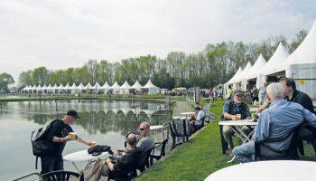 Fly Fair 2020 wordt georganiseerd door de Stichting Fly Fair en de Vereniging Nederlandse Vliegvissers.