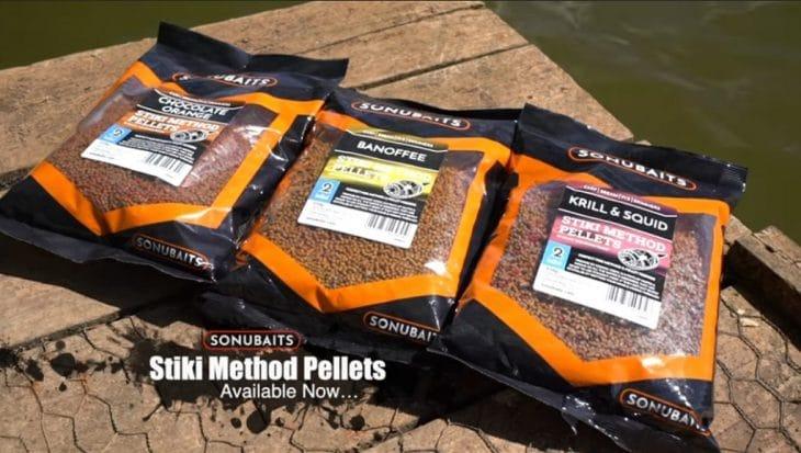 Drie nieuwe smaken in de Stiki Method Pellets range