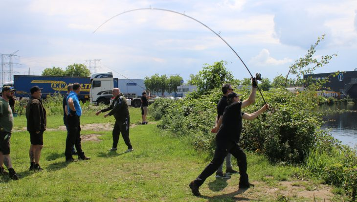 Angling Escapes – Succesvolle werpclinic